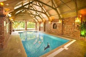 Malston Mill indoor pool