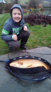 Millington with common carp